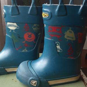 Keen rain boots for kids